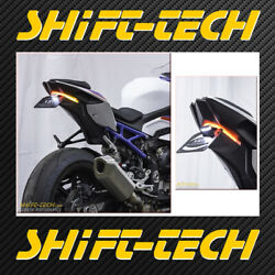 St1049-3 Bmw Usa S1000rr 20and039 21and039 Led Tail Light Turn Signal Plate Bracket Nrc