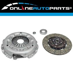 Clutch Kit Suits Holden Colorado Rc 4jj1-tc 3.0l Diesel 0812- Pull Type Oe Smf