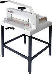 Martin Yale 620rc 18.7 Manual Ream Cutter Cuts A Full 18-1/2 In Length And De