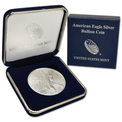 2020 American Silver Eagle in U.S. Mint Gift Box $35.07
