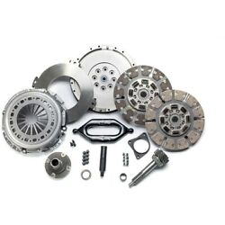 South Bend Street Dual Disc Clutch For 1994-2004 Dodge Ram 5.9l Cummins Diesel