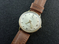 Mens 34mm Wittnauer Geneve Automatic Wrist Watch Cal. 11kas - Keeping Time