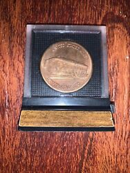 Department Of The Treasury 1789 United States Mint Denver Colorado Token Coin