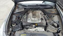 2015 Infiniti Q40 3.7l Awd Engine Motor 41k Free Local Delivery
