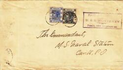 1900 Uss Monterey Penalty To Naval Station Cavite Pi See Remark N6551