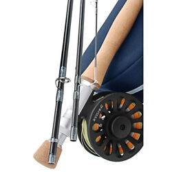 Vision Silver Kust Set Ready To Fishing Rod Reel Line Tube