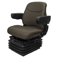 8170 Seat And Suspension Assembly Fits John Deere 7200 7210 7400 8230 8330 8430
