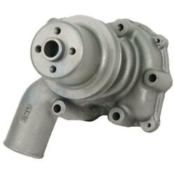 163365as Water Pump W/ Pulley For White/ Oliver Tractor 1650 1655 2-70 2-78 4-78