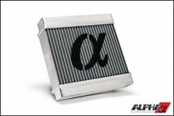 Ams Alpha Auxiliary Heat Exchanger For 2012-2019 Mercedes-benz M157/m278/m133