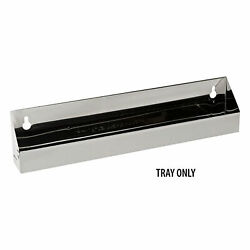 Rev-a-shelf Stainless Steel Tip-out Tray 25 Inch 6581 Series 6581-25-5 Ss