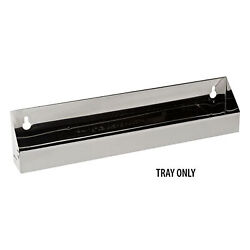 Rev-a-shelf Stainless Steel Tip-out Tray 28 Inch 6581 Series 6581-28-5 Ss
