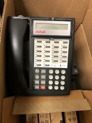 Avaya Desk Phones - Lot Of 16 Plus Conference Phone - All Working.