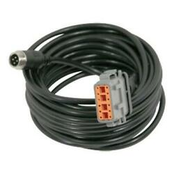 Trm20 20 Cable For Cab Cam Camera Fits Case-ih Tractor Models Fmx
