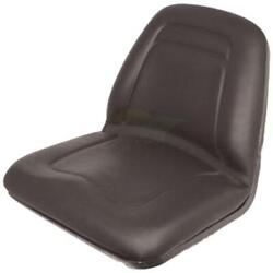 Deluxe Black Seat Fits Ford Fits New Holland Tractor Models
