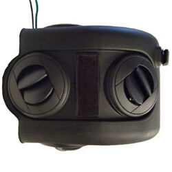 12 Volt Heating And Cooling Cab Floor Mount Heater For Maradyne 4000-12v