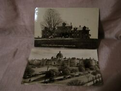 Postcard, Real Phhoto, Postmarked 1914 And 1929 No.209 Fort Pitt Publishing Co.