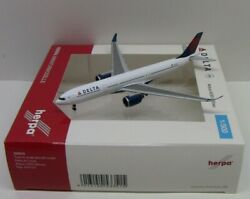 Herpa Delta Airbus A330-900neo 1/500 He533515