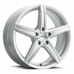 16x7.5 Vision 469 Boost 5x114.3 Et34 Silver Wheels Set Of 4