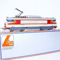 Lima Ho 187 French Sncf Bb-15063 Electric Grand Confort Locomotive Nmib`90