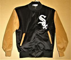 Chicago White Sox Jacket By West Ark Free 2005 World Series Baseball