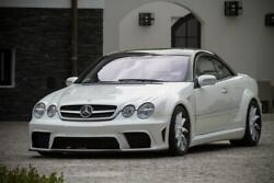 Mercedes Cl W215 Cl500 Cl55 Amg Cl63 Amg Black Series Body Kit 1998-2006 New