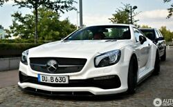 Mercedes Sl R231 Black Series Wide Body Kit 2012-2016