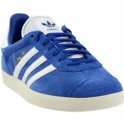 adidas Gazelle Sneakers Casual   Sneakers Blue Mens - Size 5 D