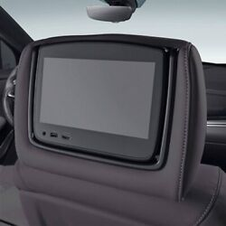 Genuine Gm Headrest And Video Screen Assembly 84687340