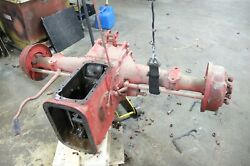 Ford 8n 8 N Tractor Rear End Axle Differential