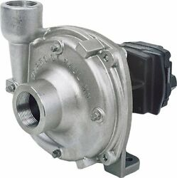 Hypro 9303s-hm4c Hydraulic Driven Centrifugal Pump Stainless Steel 6.4 Bar 435 L