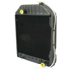 E0nn8005gc15m Radiator Oil Cooler Fits Ford Fits New Holland 5110 6410 6610 7410