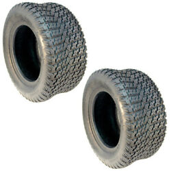2 Tires 23x10.50-12 Turf Tire For Lawn And Garden Mowers Tractor Mowers
