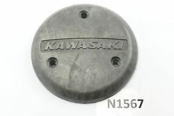 Kawasaki Kz 200 A Bj. 1979 - Alternator Cover Engine Cover Small N1567