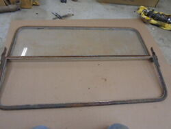 Antique Car Windshield 1912-1913 Open Car Ford Mt-4206
