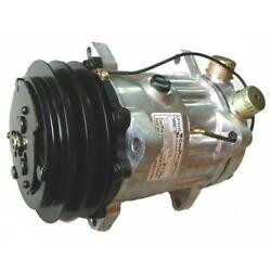 5165548/5165549 Agriculture Line A/c Compressor Fits Ford Fits New Holland Tract