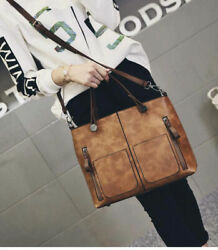 Vintage Shoulder Bag Female Causal Totes for Daily Shopping $39.20