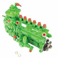 Remanufactured Fuel Injection Pump Compatible With John Deere 6076 4755 Re29298