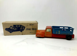 Superior Farms Vintage Stake Truck No. 50 Milk Delivery