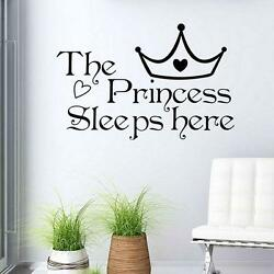 Decal Home Decor Wallpaper Art Home Wall Decal Home amp; Kitchen The Princess FM
