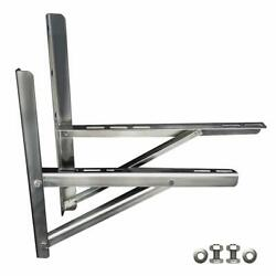 Mini Split Wall Mounting Bracket For Ductless Air Conditioner - Stainless Steel