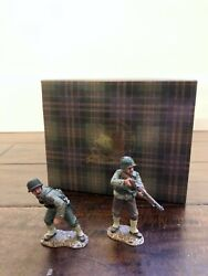 King And Country Dd151wwii D-day American Gi Grenade Attack