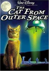 The Cat From Outer Space 2004 DVD Disney NEW