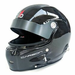 Stilo St5 Gt Carbon Turismo Helmet Fia/snell Approved - Small 55cm