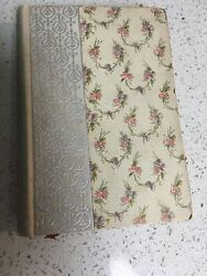 Reveries Of A Bachelor By Ik Marvel 1900 Rare Antique Book