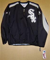 Chicago White Sox Jacket, 5 World Series Caps And World Series Ball Pkg Large