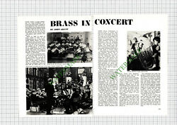 9085 Derek Cable Stowmarket Choral Society - 1972 Article