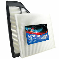 Fit For Honda Odyssey 3.5l 2011-2015 Combo Set Engine And Cabin Air Filter