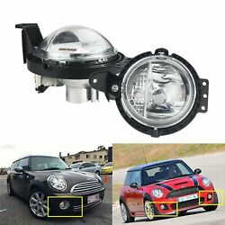 Right And Left Front Fog Driving Light Kit For Mini Cooper Roadster S R59 R55 R56
