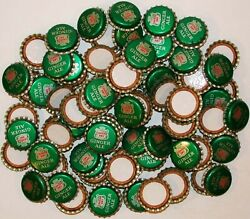 Soda Pop Bottle Caps Lot Of 100 Canada Dry Ginger Ale Cork Lined New Old Stock