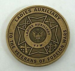 Vfw Ladies Auxiliary Coin